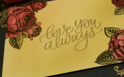 Simon Says Stamp – Love Always Stamp Set Revisited